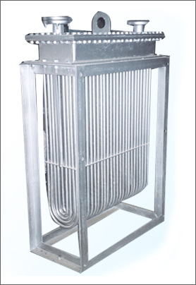 Heat Exchangers With 'U' Tube Construction